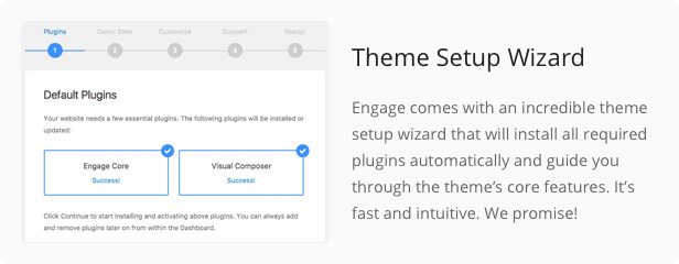 Engage - Responsive Multipurpose WordPress Theme - 22