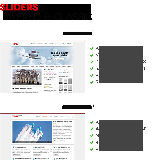 Zeit - Responsive WordPress Theme - 10
