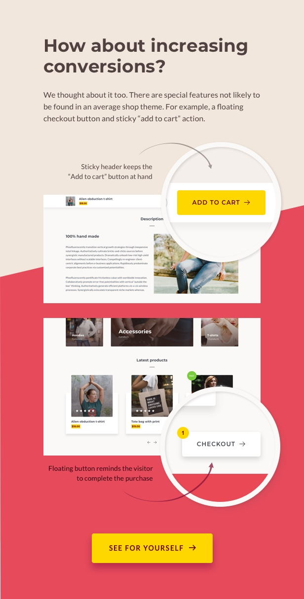 Toucan - WooCommerce-Thema für den WordPress-Shop