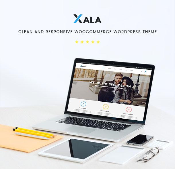 VG Xala - Sauberes und reaktionsschnelles WooCommerce WordPress-Theme - 6