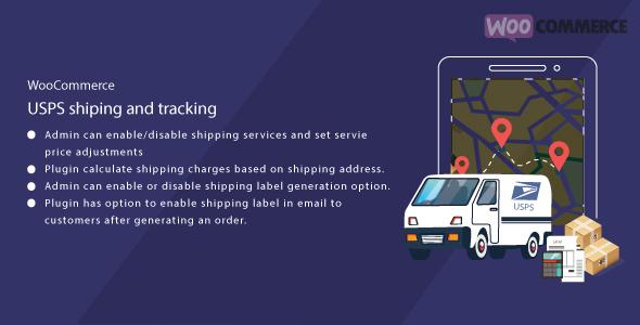Wordpress E-Commerce Plugin WordPress WooCommerce USPS Shipping Print Label and Tracking