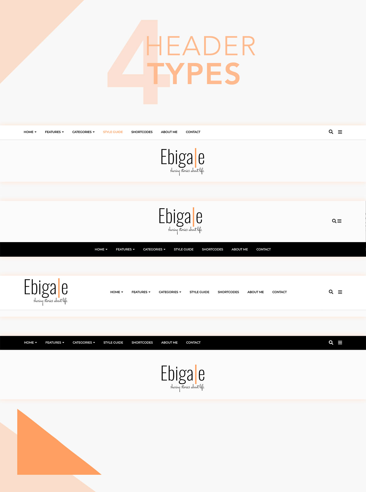 Ebigale - Modernes Gutenberg WordPress Blog Theme - 8