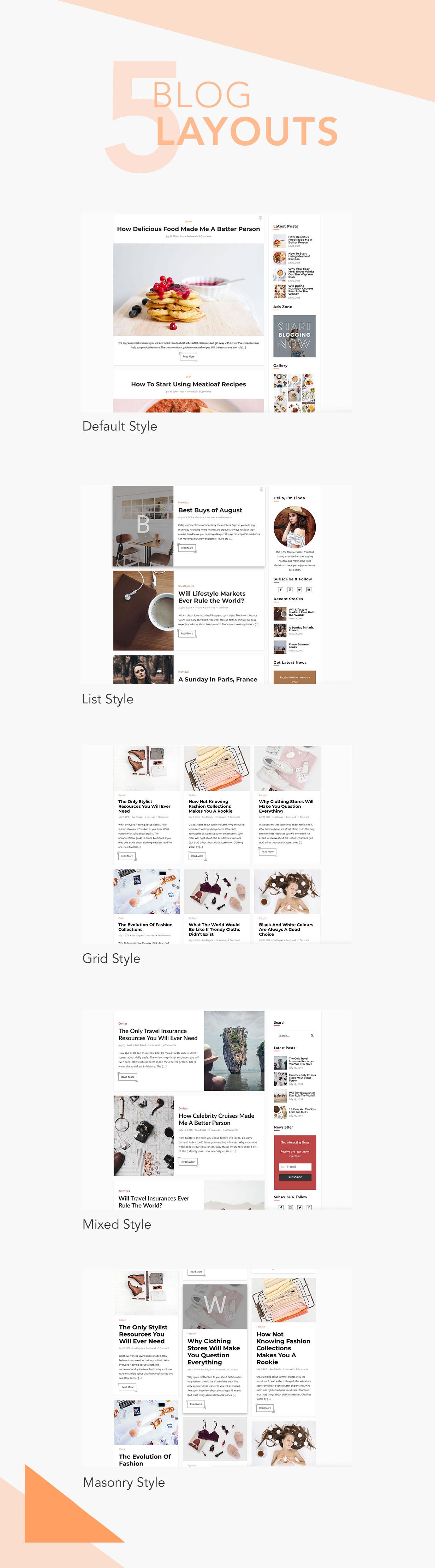 Ebigale - Modernes Gutenberg WordPress Blog Theme - 9