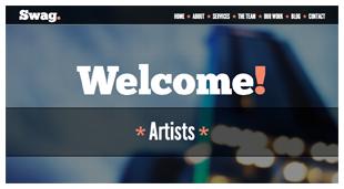 Swag - One Page Parallax WordPress Theme - 7