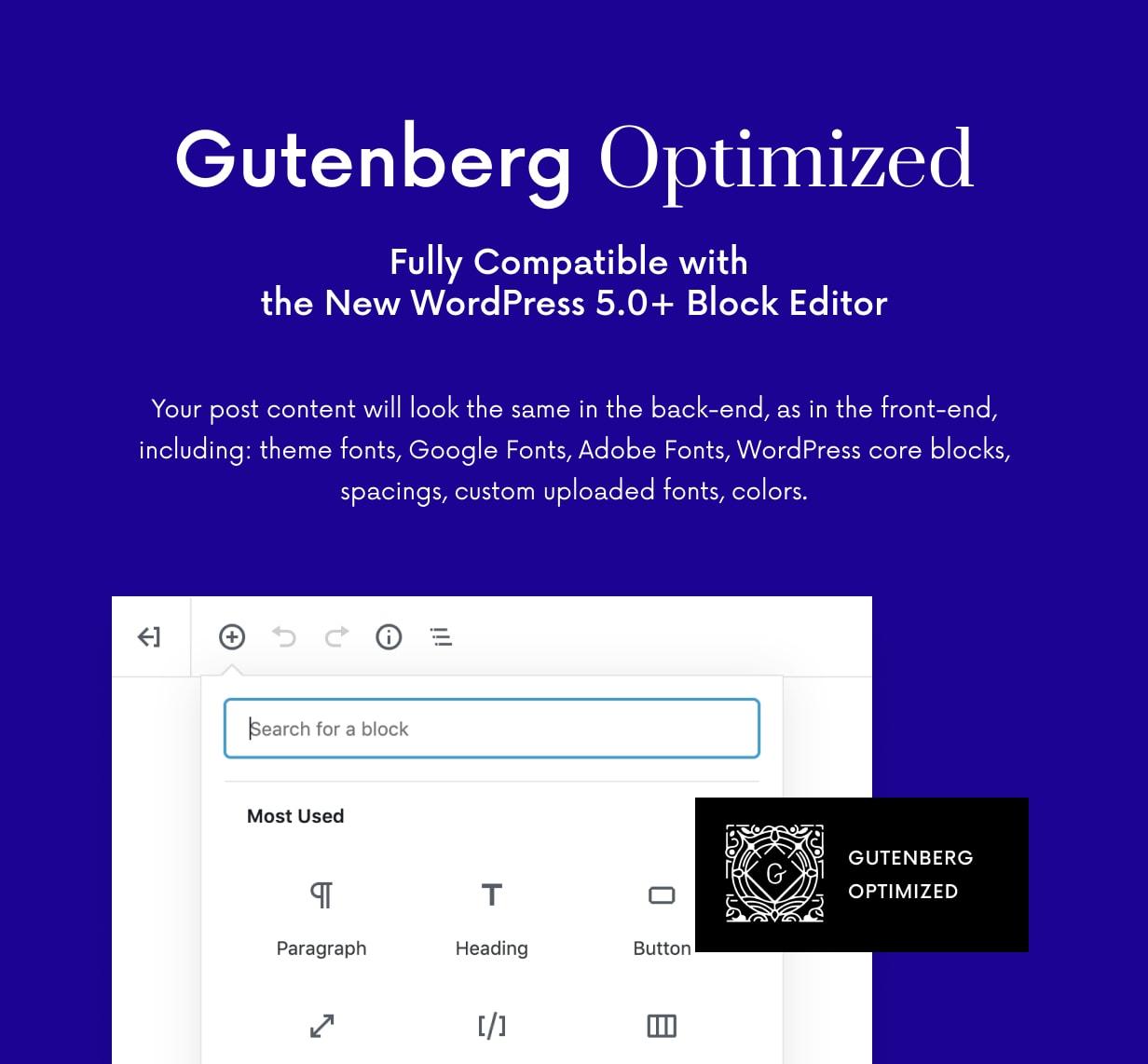 Einmal - Sauberes und elegantes WordPress-Blog-Thema - 3