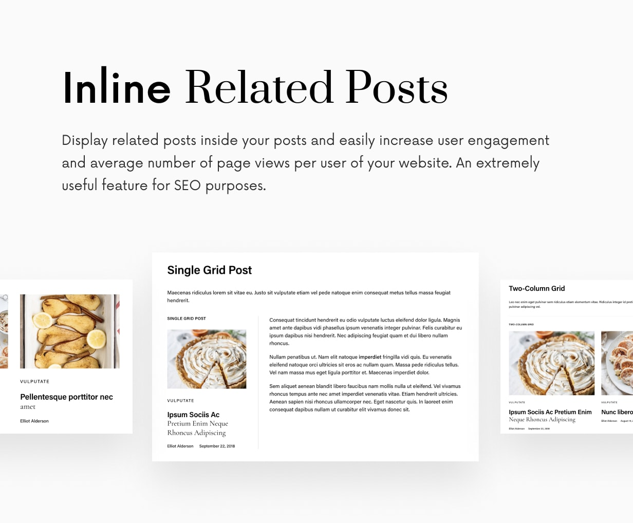 Einmal - Sauberes und elegantes WordPress-Blog-Thema - 25