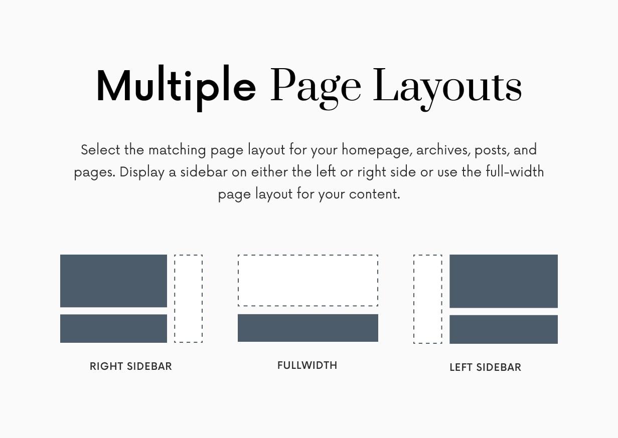 Einmal - Sauberes und elegantes WordPress-Blog-Thema - 5