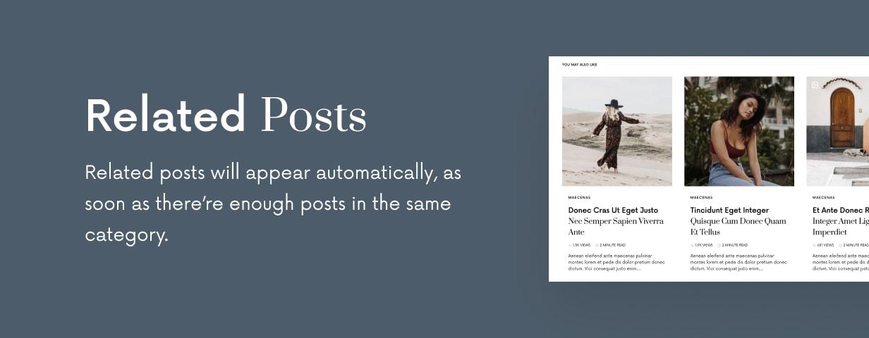 Einmal - Sauberes und elegantes WordPress-Blog-Thema - 24