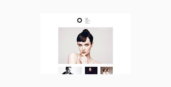 Wordpress Kreativ Template Enso - Minimal Photography and Portfolio WordPress Theme
