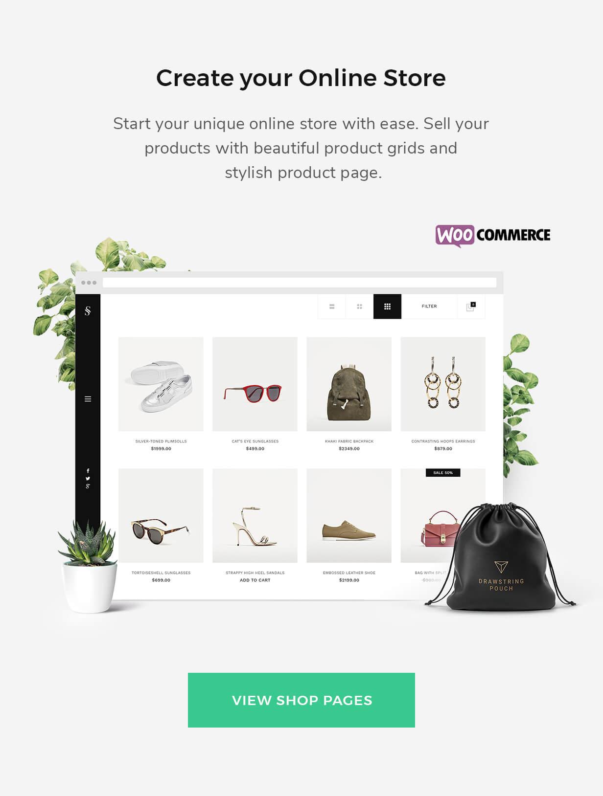 E-Commerce wird mit WooCommerce unterstützt