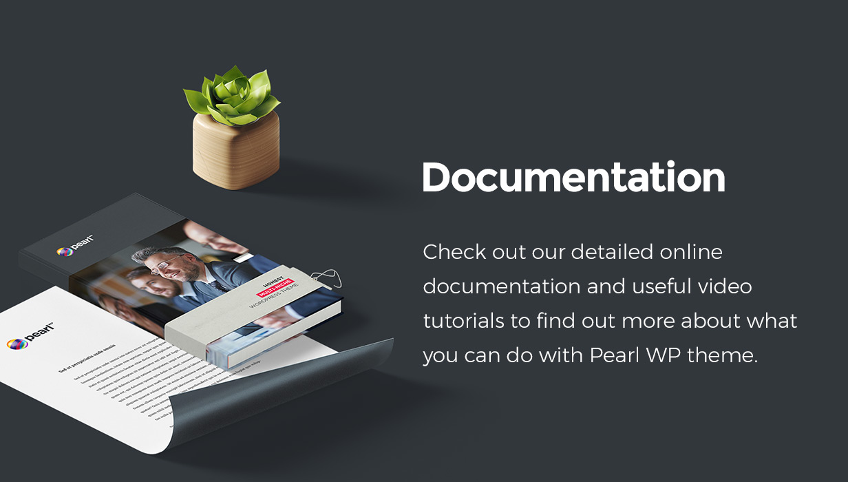 Pearl - Corporate Business WordPress-Theme - 17