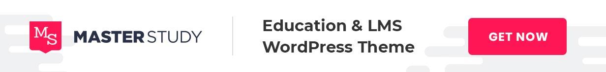 Bildung WordPress Theme mit fortgeschrittenem LMS