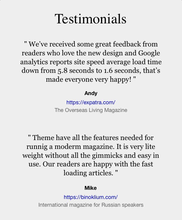 NeoMag - Nachrichten und Magazin WordPress Theme - 2