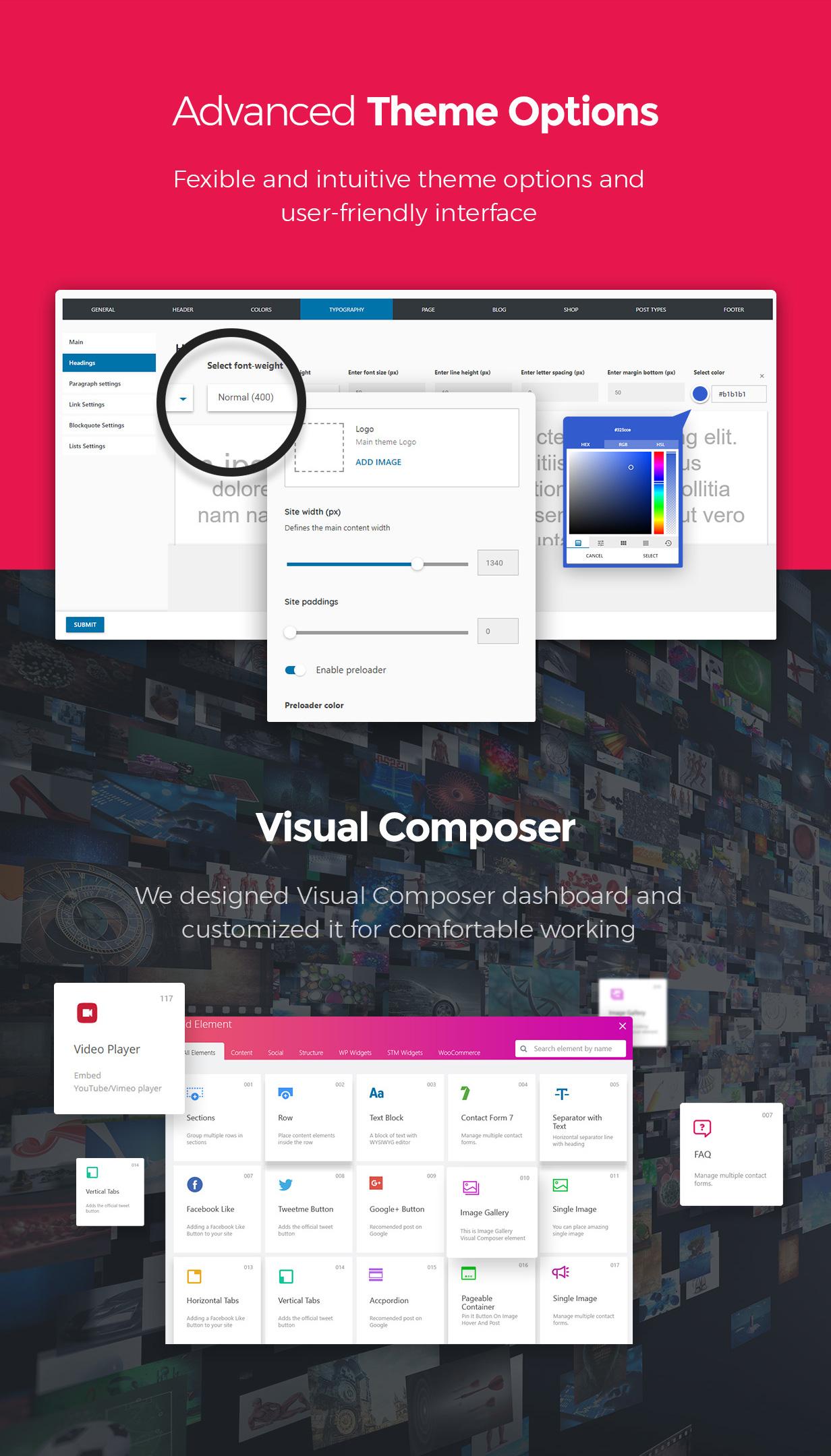 Pearl - WordPress-Theme für Unternehmen - 7