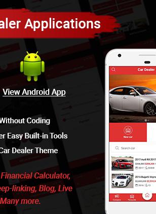 Autohändler - Automotive Responsive WordPress Theme - 2