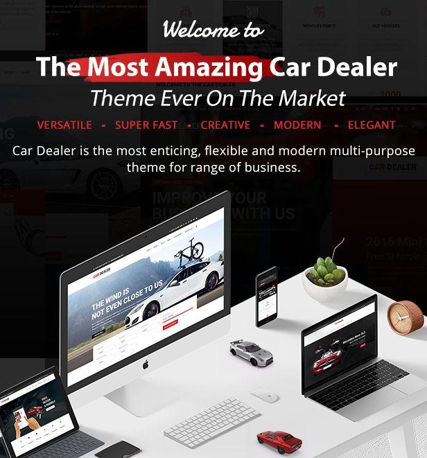 Autohändler - Automotive Responsive WordPress Theme - 4