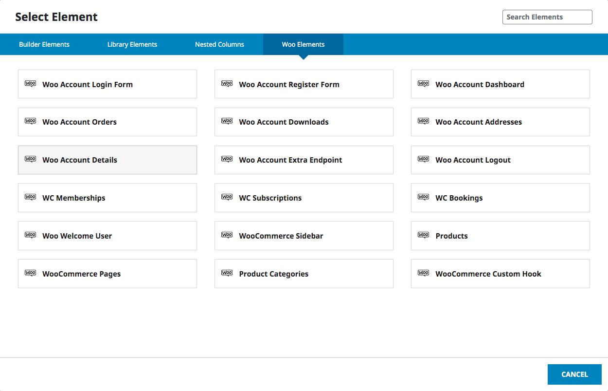 WooCommerce Page Builder für Avada - 2