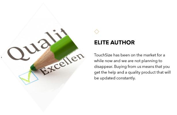 Elite Autor gemacht