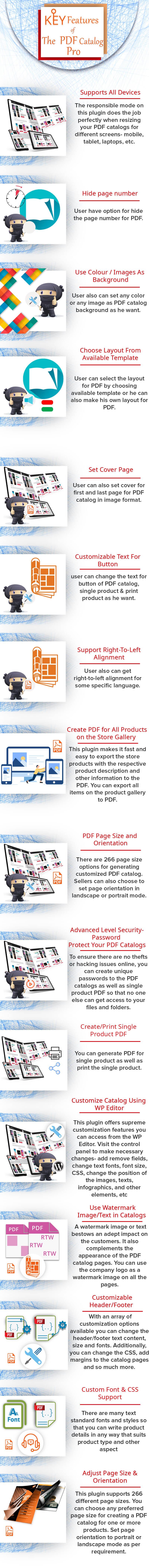 WooCommerce PDF Catalog Pro - 6