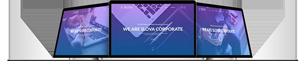 Slova - Business Responsive WordPress Theme - 4