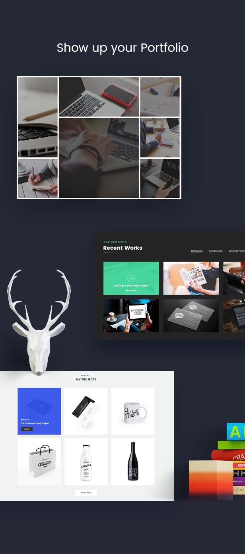 Flexible WordPress Theme | Flexi - 8