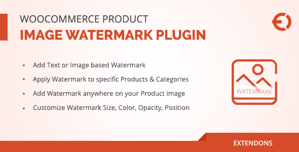 Wordpress E-Commerce Plugin WooCommerce Product Image Watermark Plugin