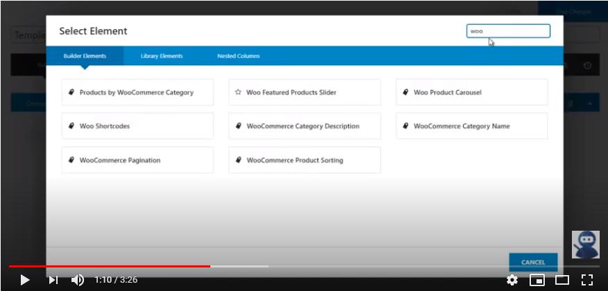 Produktkategorie für Avada und Fusion Builder anpassen - 2