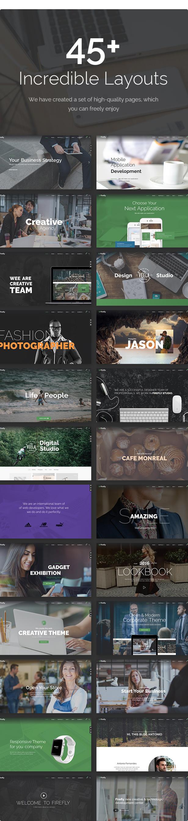 Firefly - Responsive Multi-Purpose WordPress Theme - 13
