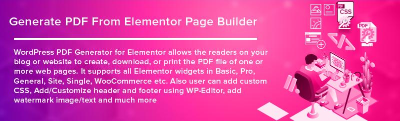 PdfMentor - WordPress PDF Generator für Elementor PRO - 6