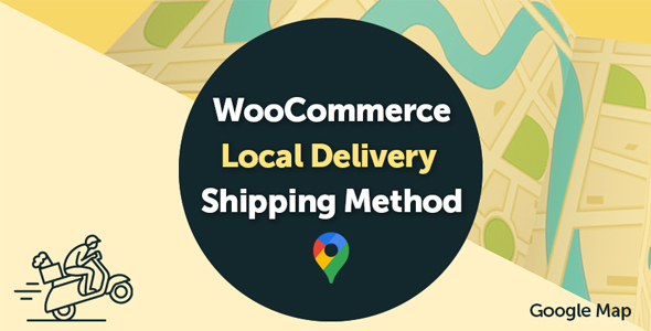 Wordpress E-Commerce Plugin WooCommerce Local Delivery Shipping