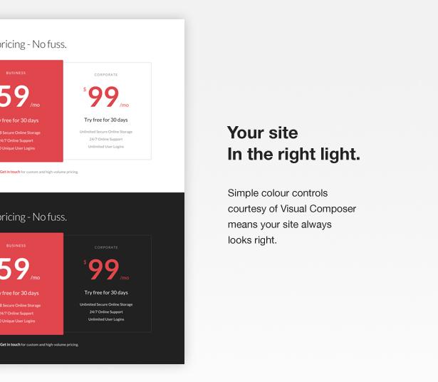 Launchkit Landing Page & Marketing WordPress Theme - 8