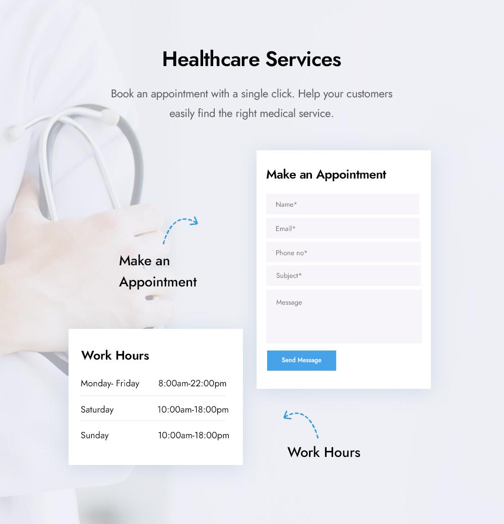 Gesundheitsdienstleistungen