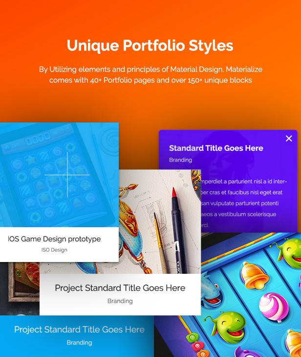 materialisieren-Portfolio