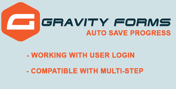 Wordpress Formular Plugin Gravity Forms Auto Save Progress