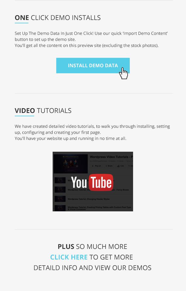 Trendy - MultiPage Corporate WordPress Theme - 9