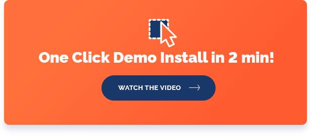 Airpro Theme Demo installieren