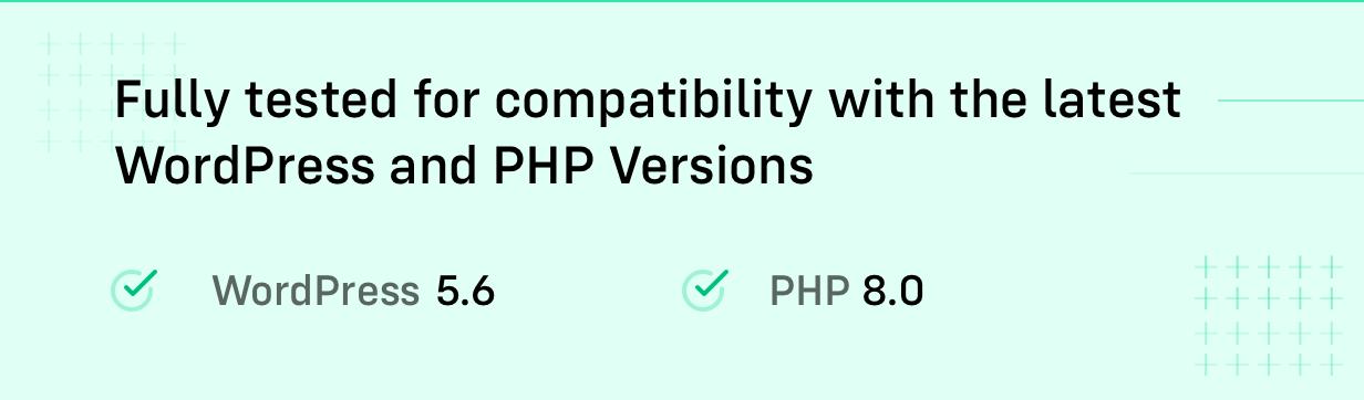 Wordpress-Thema für PHP 8