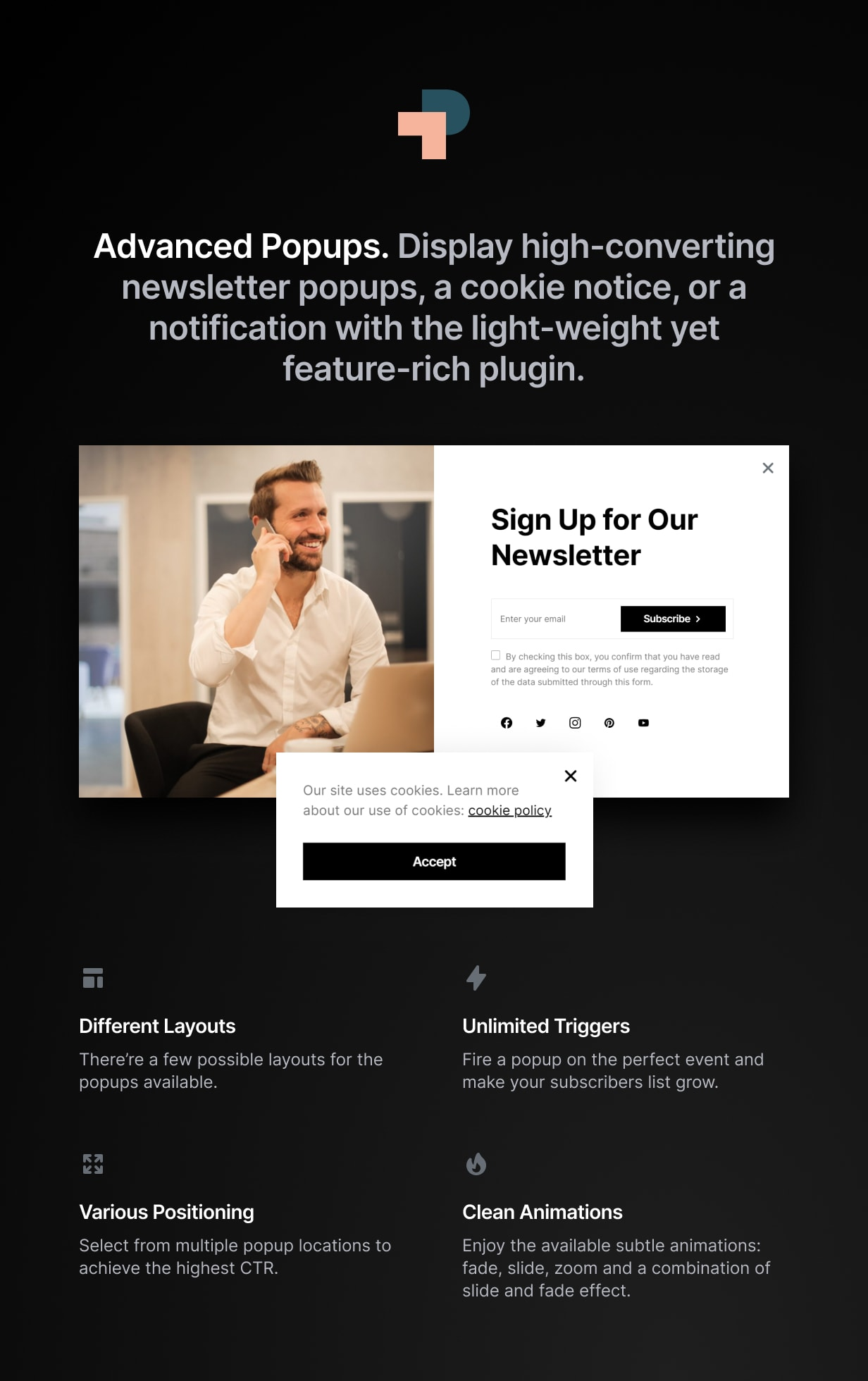 Newsblock - News & Magazine WordPress Theme with Dark Mode - 24