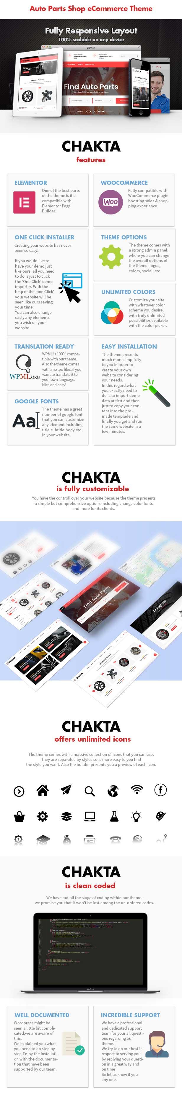 Chakta - Autoteile-Shop WooCommerce Theme - 3