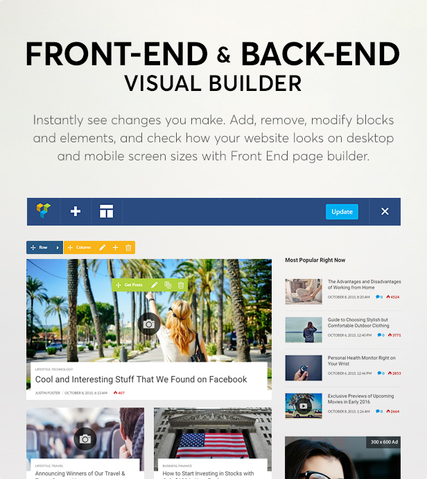 Bitz - News & Publishing Theme - 2