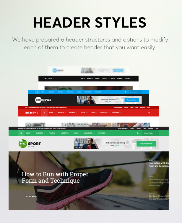 Bitz - News & Publishing Theme - 4