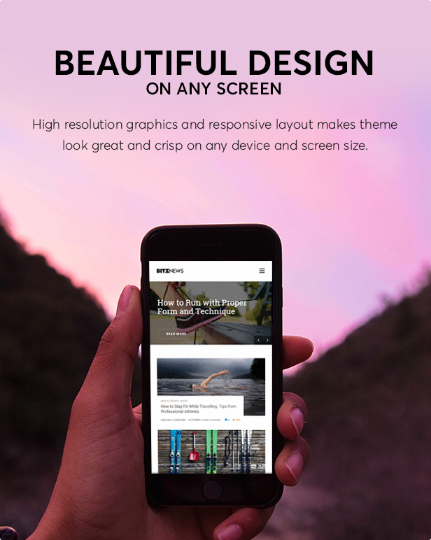 Bitz - News & Publishing Theme - 6