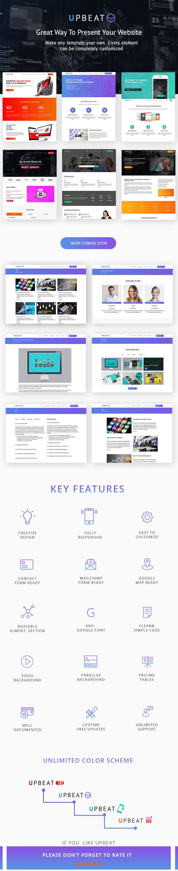 Optimistisch - Mehrzweck-Landingpage-WordPress-Theme - 1