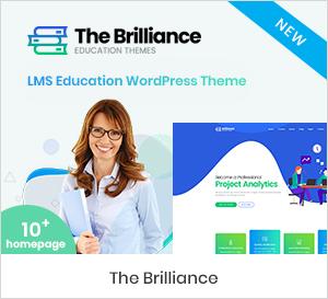 LMS Education WordPress-Theme Education