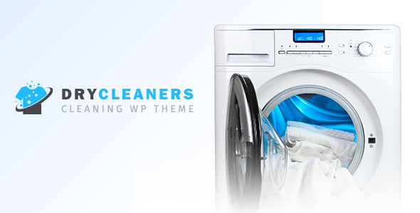 Wordpress Immobilien Template Dry Cleaning | Laundry Services