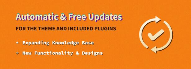 Elementor WordPress Theme für WordPress