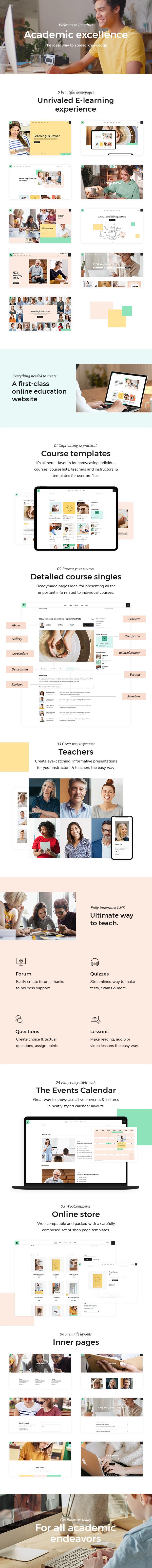 Emeritus - Thema Bildung und Online-Kurse - 2
