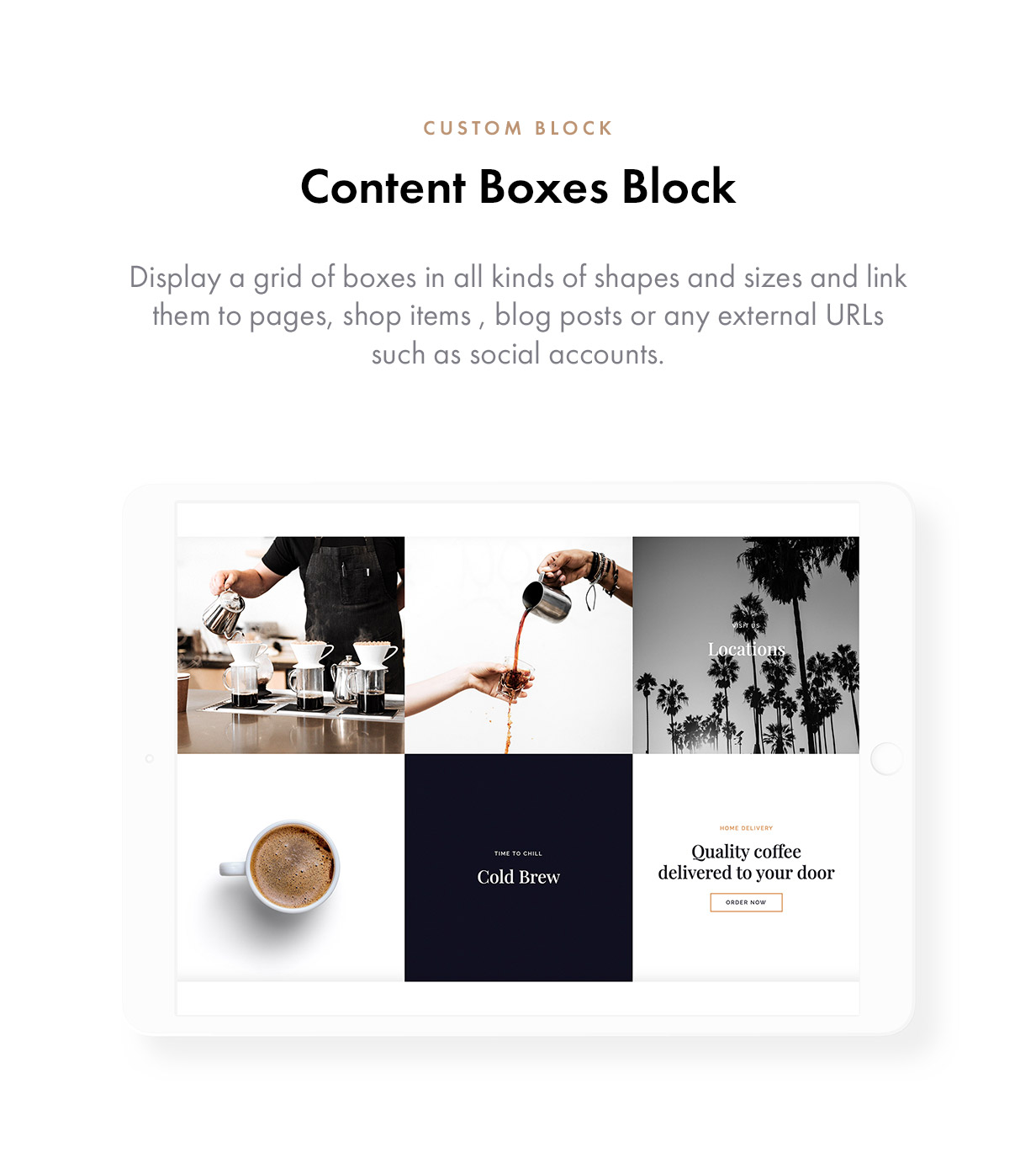 Amaya - Coffee Shop WordPress Theme - 6
