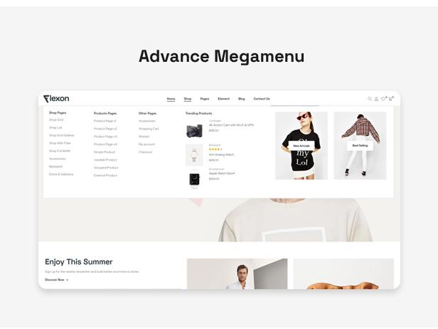 Flexon - Mehrzweck-WordPress-Theme - 8