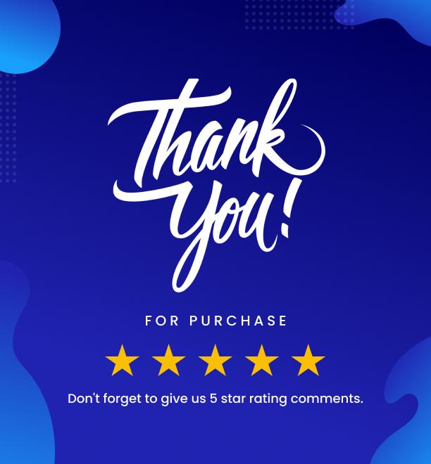 Vielen Dank für den Kauf - Item Lists Pro für Elementor